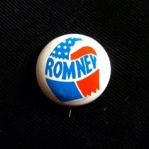 Image of Button, Political - 1990.087.35