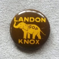 Image of Button, Political - 1990.087.42
