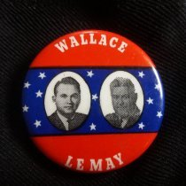 Image of Button, Political - 1990.087.46