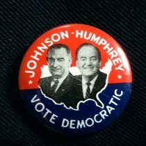 Image of Button, Political - 1990.087.47