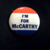 Image of Button, Political - 1990.087.48