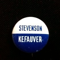 Image of Button, Political - 1990.087.51
