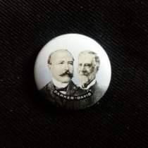 Image of Button, Political - 1990.087.52