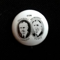 Image of Button, Political - 1990.087.57