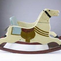 Image of Horse, Rocking - 1997.129.01