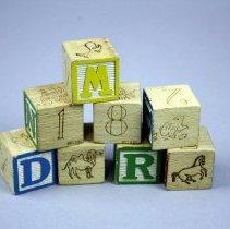 Image of Block, Alphabet - 1985.034.04