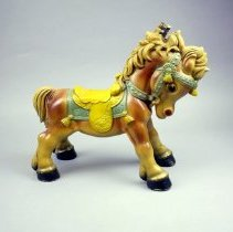 Image of Animal, Carousel - 1989.006.01