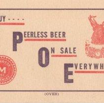 Image of Advertisement - 2011.014.190