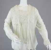 Image of Blouse - 2012.016.01