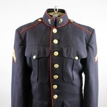 Image of Uniform, Military Dress - 2017.053.10