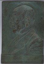 Image of metal plaque