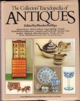 Image of Encyclopedia of antiques.