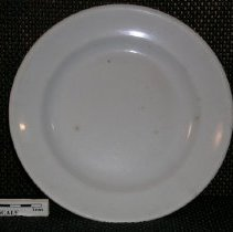 Image of 2005.1.150 - Plate, dinner