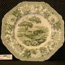 Image of 2005.1.34 - Plate, dinner
