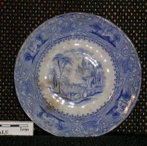 Image of 2005.1.54 - Saucer