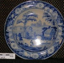 Image of 2005.1.58 - Saucer