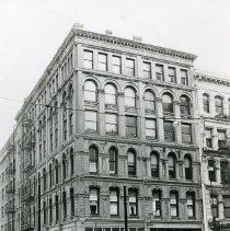 "Image of Print, Photographic - Copies: 1 ( 1 copy)   ""McKay Building  April 15, 1965 Journal Photo Alfred A. Monner, p"