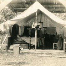 """Image of Print, Photographic - Copies: 1 ( 1 original on postcard)   """"Foley Springs, 1916 , """"(back)"""