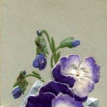 Image of 2005.2.1794 - Card, Greeting
