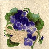 Image of 2005.2.1795 - Card, Greeting