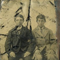 Image of Print, Photographic - Copies: 1 ( 1 original tintype)