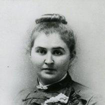 "Image of Print, Photographic - Copies:  1 ( 1 copy)  ""Agnes Jackson Corner First aand Morrison St Portland Ore."" (back)"