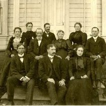 Image of Print, Photographic - Copies:  2 ( 2 originals on mat) 