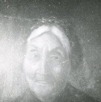 "Image of Print, Photographic - Copies: 1 ( 1 copy)  ""Genevieve Longtain Hubbard McCann"" (back)"