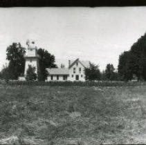 "Image of Print, Photographic - Copies:  2 ( 1 copy, 1 cut copy)   ""81 -142 J.N. McKay home 1914 St Paul"" (back of copies)"