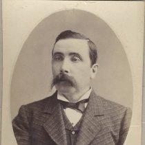 Image of Card, Cabinet - Studio Portrait of John E Sheppard