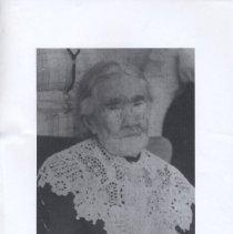 Image of Print, Photographic - Photograph of Adrienne Lucier LaChapelle