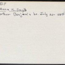Image of 2011.1.0708 - Notecard