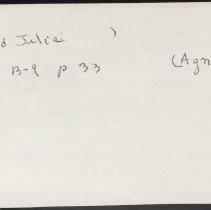 Image of 2011.1.0856 - Notecard