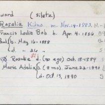 Image of 2011.1.1914 - Notecard