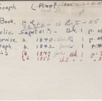 Image of 2011.1.1928 - Notecard