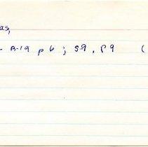 Image of 2011.1.2775 - Notecard