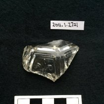Image of 2011.1.2721 - Glass Fragment