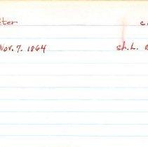 Image of 2011.1.3543 - Notecard