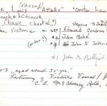 Image of 2011.1.3799 - Notecard