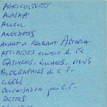 Image of 2011.1.3923 - Notecard