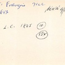 Image of 2011.1.5046 - Notecard