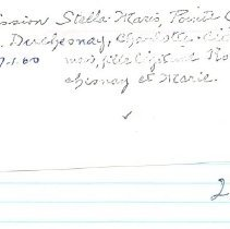 Image of 2011.1.5163 - Notecard