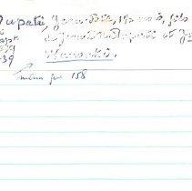 Image of 2011.1.5299 - Notecard