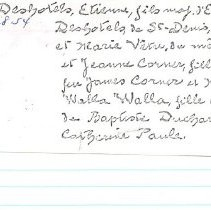 Image of 2011.1.5319 - Notecard