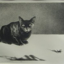 Image of Walter Hook, Cat and The Cricket