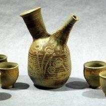 Image of Senska_Decanter and 8 Cups