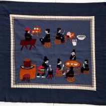 Image of Unknown Hmong, Shamanic Ritual Story Cloth