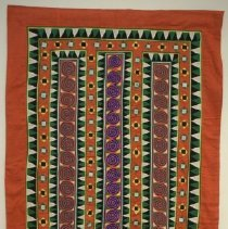 Image of See Moua, Flower Cloth
