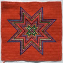 Image of Unknown Hmong, Cross Stitch Star