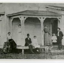 Image of Sam Stinson family